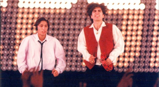 Junaid Jamshed was on top of the singing game in the '90s