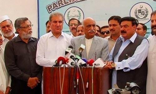Panamagate ToR negotiations hit dead end - Pakistan - DAWN.COM