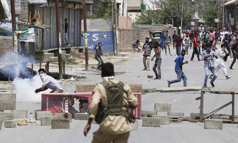 Image result for Noisy scene in IOK Assembly over Civilian Deaths