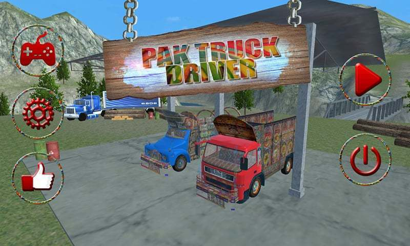 Is Pak Truck Driver The Most Exciting Driving Game To Come