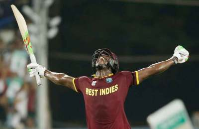 The new captain memorably smashed four sixes in the final over against England to win this year's World T20 final in Mumbai. — AP/File