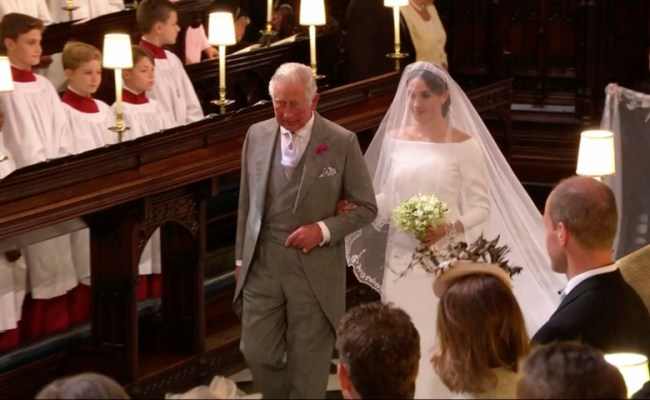 Britain S Prince Harry And Meghan Markle Tie The Knot As