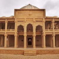 Unesco team to inspect progress of work at Makli necropolis next week; Ghulam Hussain Khawaja; Dawn