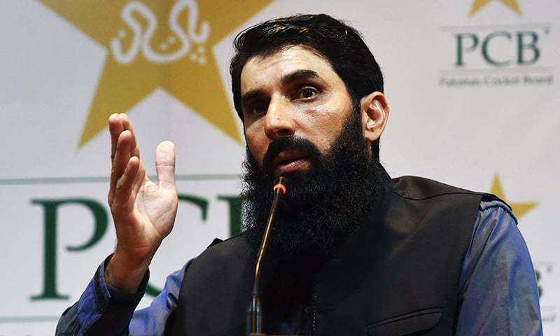 Misbah wants cricket resumption, even if behind closed doors - Newspaper 1