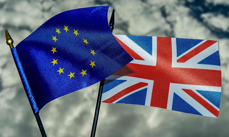EU rejects Johnson's claim about plot to destabilise UK