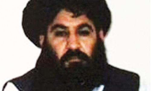 Mullah Mansour.—Reuters/File