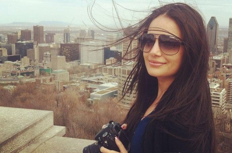 Armeena Rana Khan has bagged the lead role in Reham Khan's upcoming film Jaanan. -- tv.com.pk