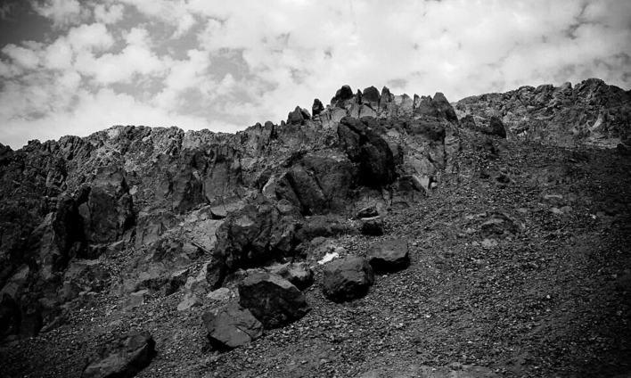 وادیِ جن کا خوبصورت منظر۔