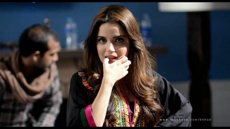 In a scene from Jaanan – Photo courtesy Armeena Rana Khan