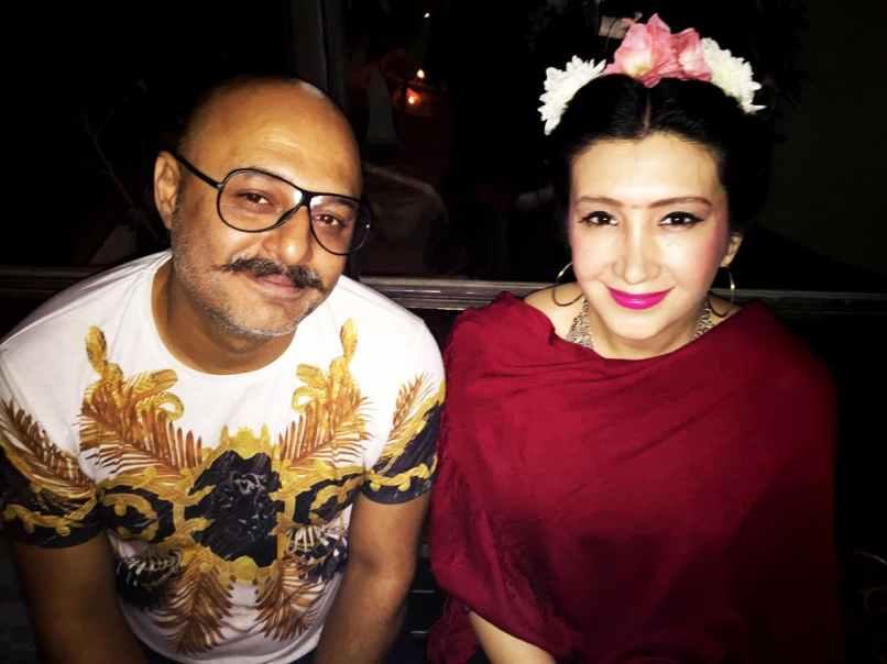 Ali Azmat and Zeb Bangash