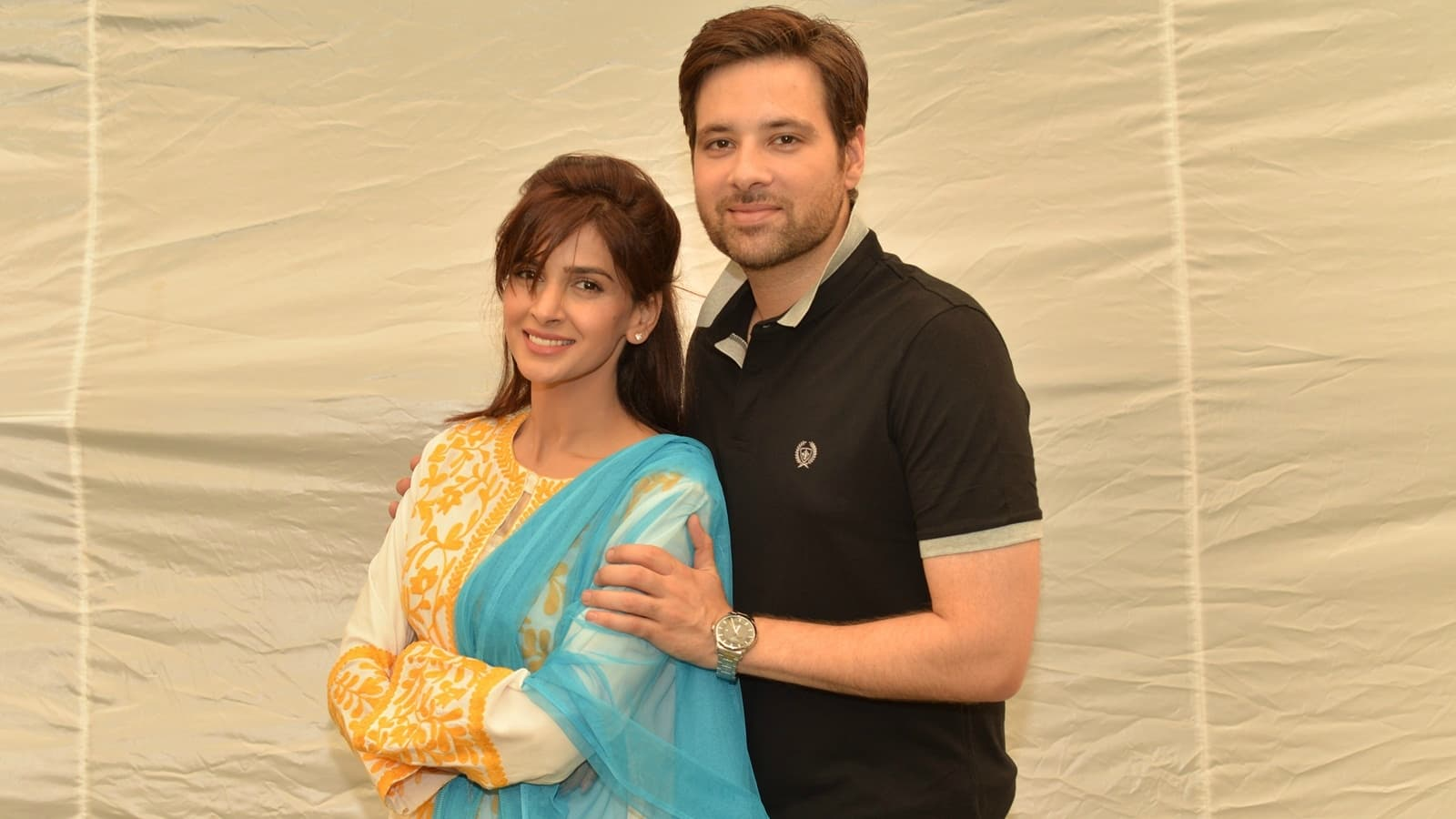 The happily wedded couple of Sangat - Ashy and Adnan - see their life turn upside down – Publicity photo