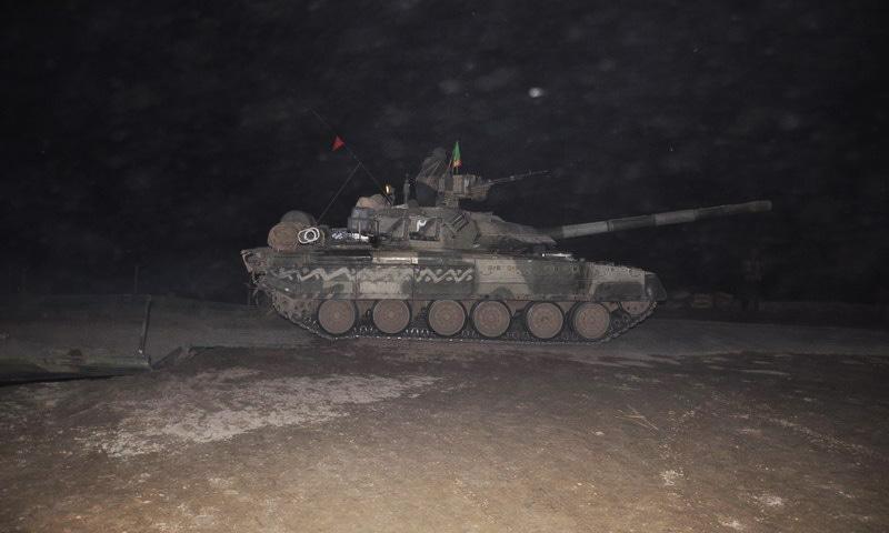 Pakistans tool of war AlKhalid Main Battle Tank  the