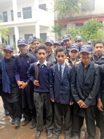 Interesting case of disunity over uniform in a govt school ...