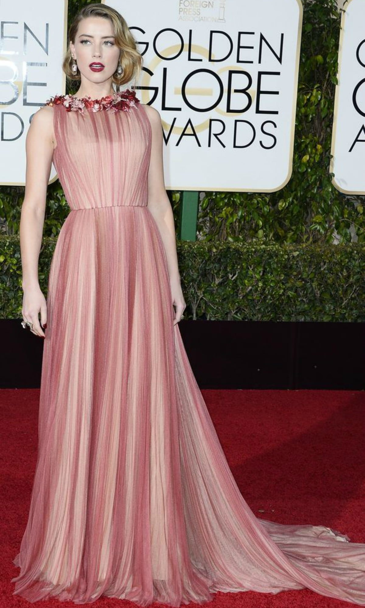 Golden Globes 2016 Who Won The Red Carpet Style Images