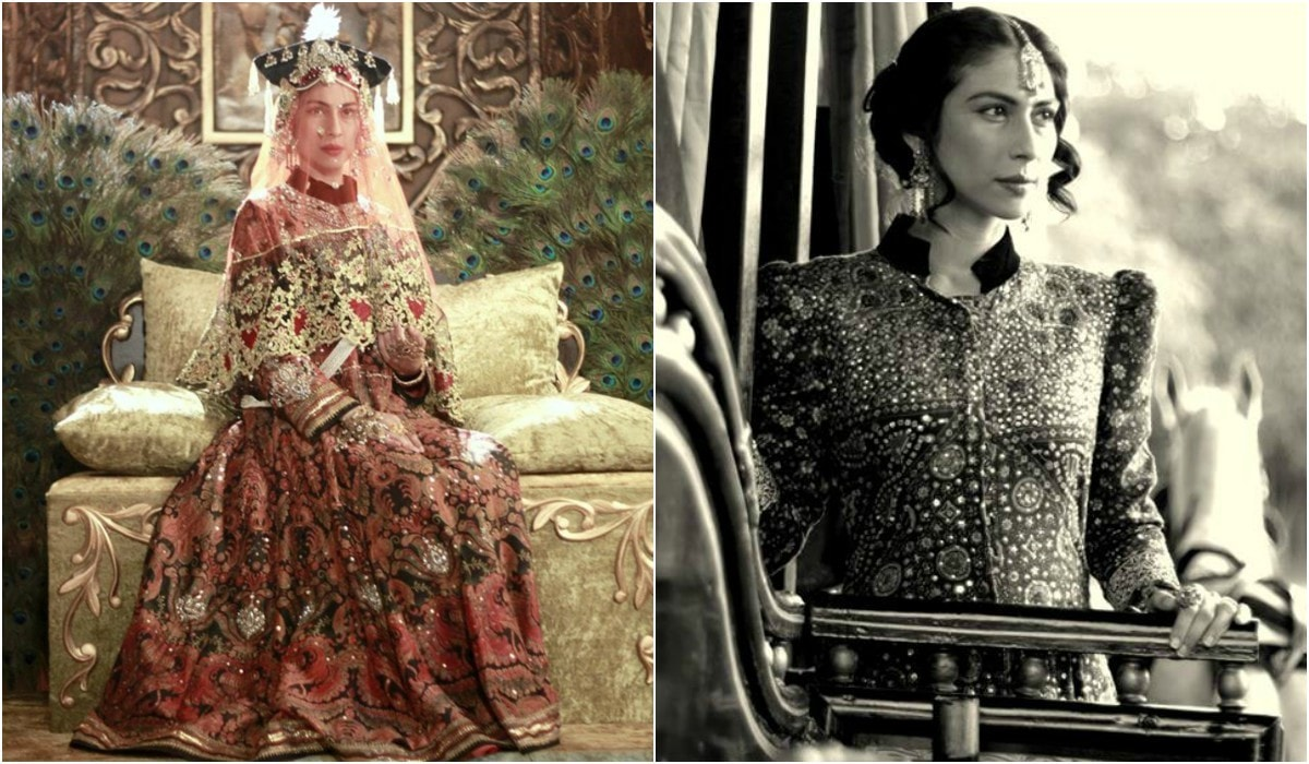 There are definite hints of grandeur in Mor Mahal sneak peaks
