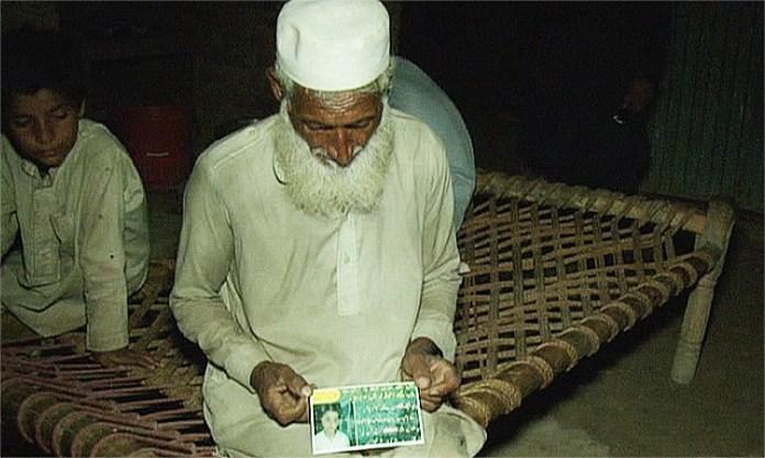 Zafar Ali said the family misplaced Tufail while shifting homes. ─ Photo by author.