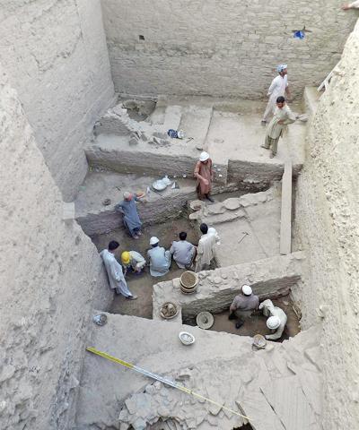 Ινδοελληνική πόλη του 2ου αιώνα π.Χ. στην κοιλάδα Βατ του Πακιστάν