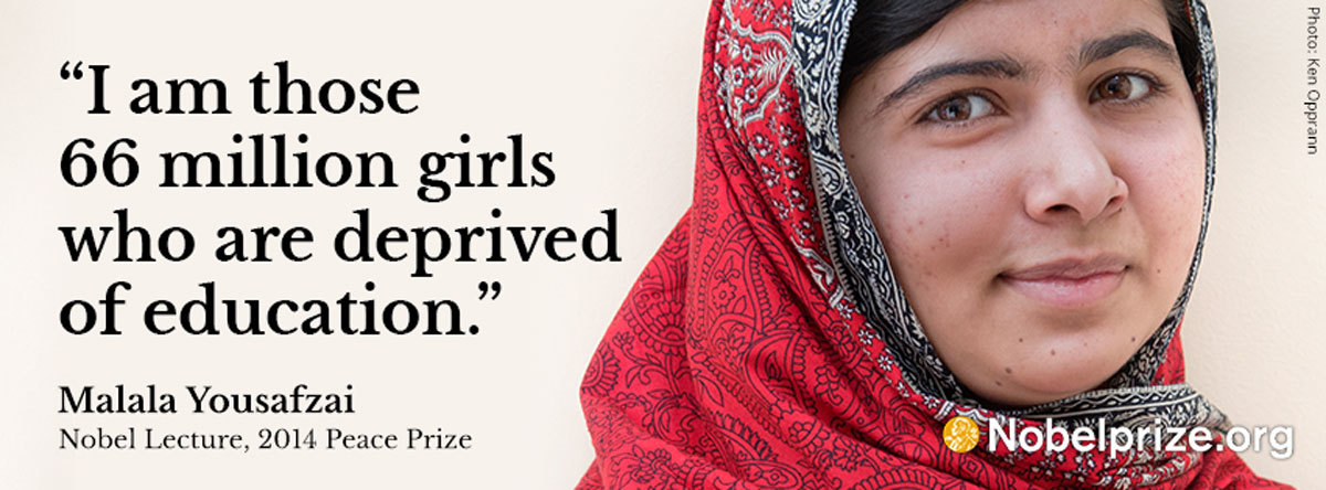 Happy birthday, Malala! These 10 quotes prove she's the