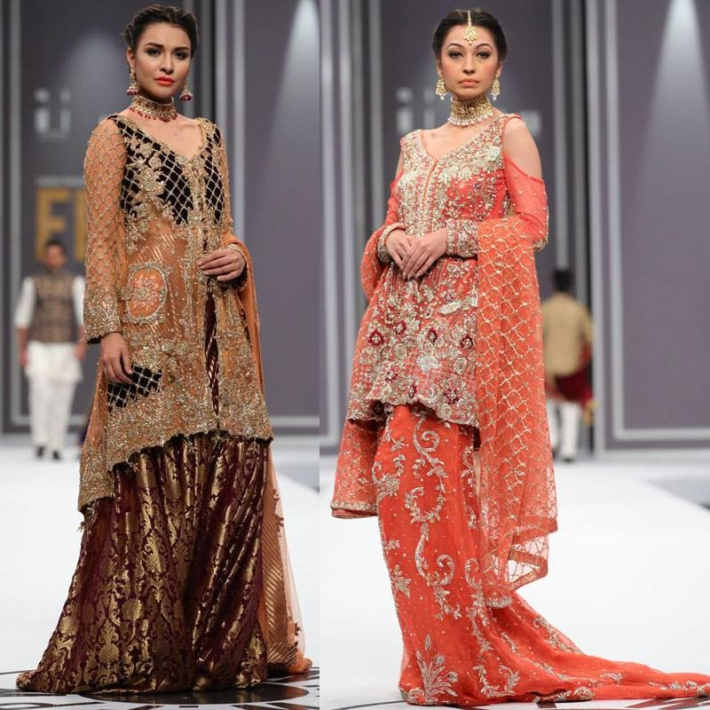 Saira Rizwan's designs didn't make an impression