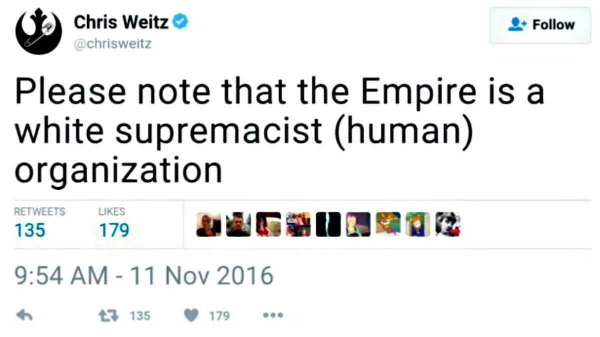 Image result for CHRIS WEITZ EMPIRE WHITE SUPREMACIST HUMAN ORGANIZATION