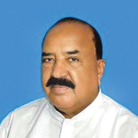 Chaudhry Khurshid Baig, the nominated vice chairman of District Council Chakwal.