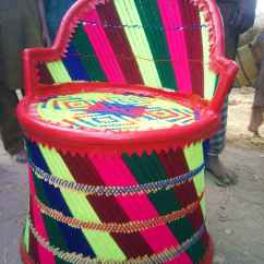 Stool Chair Price In Pakistan Office Chairs High Back The Children Who Make These Colourful Khairpur