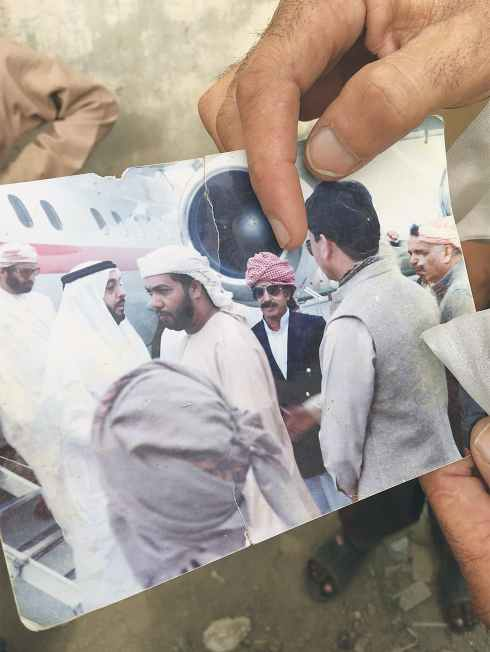 Mir Abdul Karim Nousherwani receives Sheikh Khalifa in Washuk, Balochistan | Subuk Hasnain