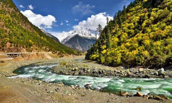 Kalam, Swat. ─ Photo by Muhammad Akram Attari