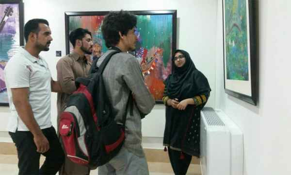 Quetta' Sana Gharshin Hopes Art And Artists Find Greater Appreciation - Pakistan