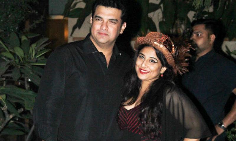 ودیا بالن نے سدھارتھ رائے کپور سے 2012 میں شادی کی—فوٹو: انسٹاگرام