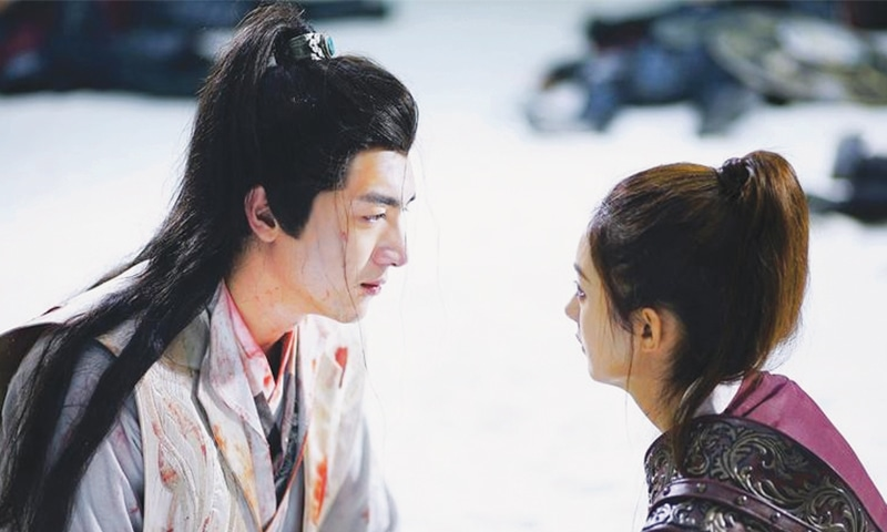 chinese dramas a hit