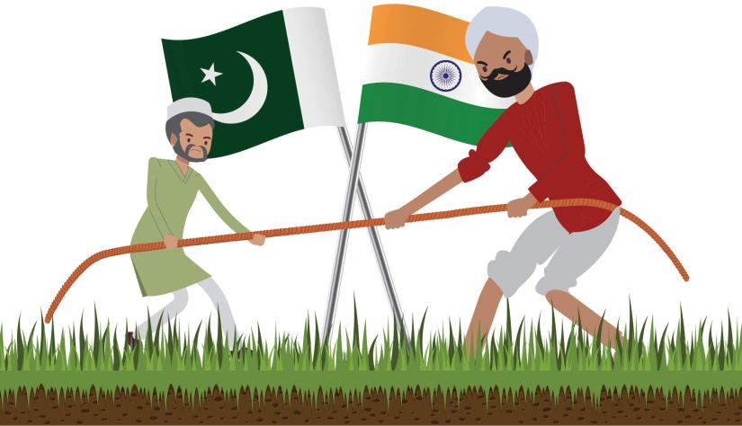 Image result for india and pakistan