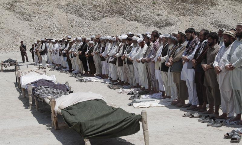 Civilian deaths in Afghan war hit record in 2018: UN - World - DAWN.COM