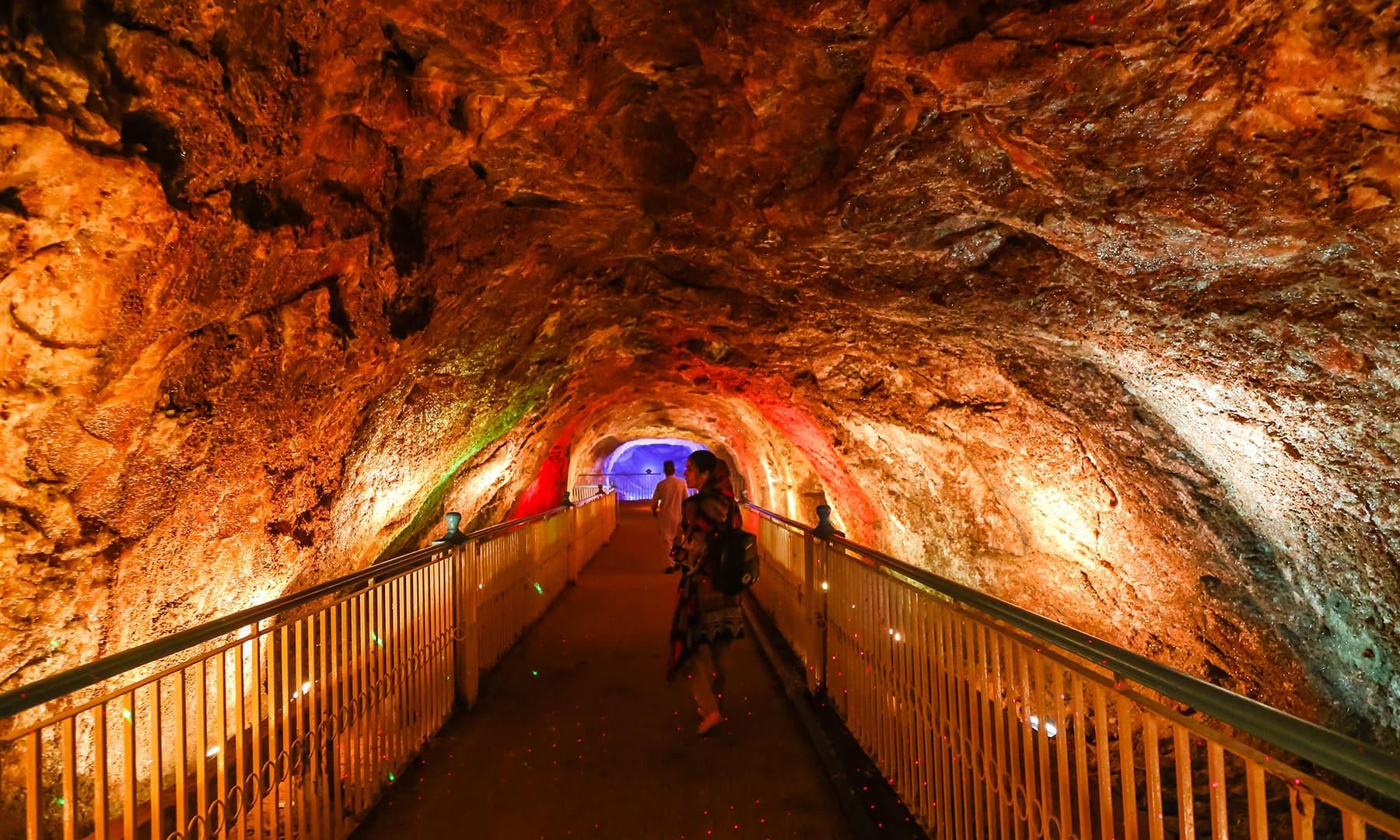 Khewra mines: A salt wonder for tourists - Pakistan - DAWN.COM