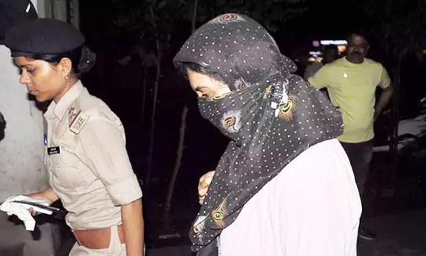 تمام ملزم خواتین نے جرائم کا اعتراف کیا ہے—فوٹو: ٹائمز آف انڈیا