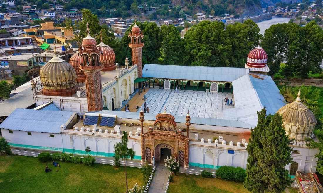 Shahi Masjid Chitral. — *Photo by author*