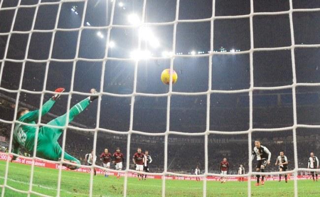 Ronaldo Earns Draw For Juventus In Coppa Italia Semi Final
