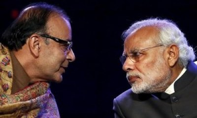 Modi to decide on Indian finance minister's Pakistan visit this month