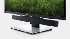 Dell 24 Monitor - P2419H | Dell Pro Stereo Soundbar | AE515M