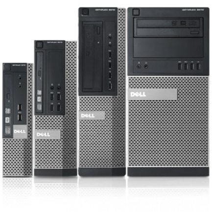 Ordinateurs de bureau OptiPlex 7010