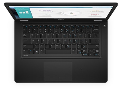 New Latitude 5480 - Keeps up with you, and your work