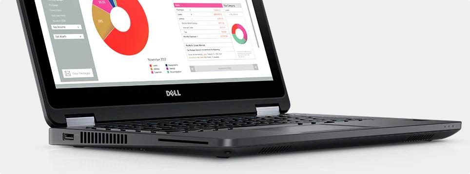 laptop-latitude-12-e5270-Mais fino, mais leve e com todos os recursos