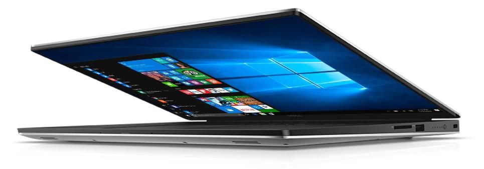 Dell XPS 15 9560 Intel Core i7 15 6-inch 4K Ultra HD
