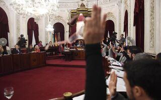 El Pleno rechazó ayer que se construya el aparcamiento de la Plaza de Sevilla previsto desde 2008.