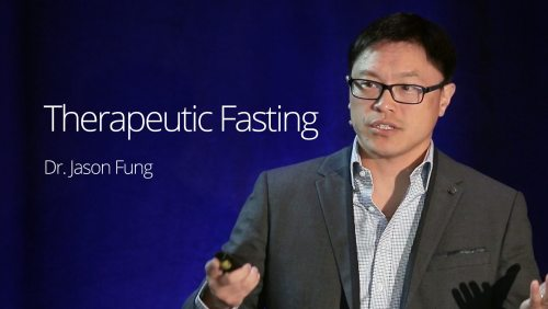 Therapeutic fasting