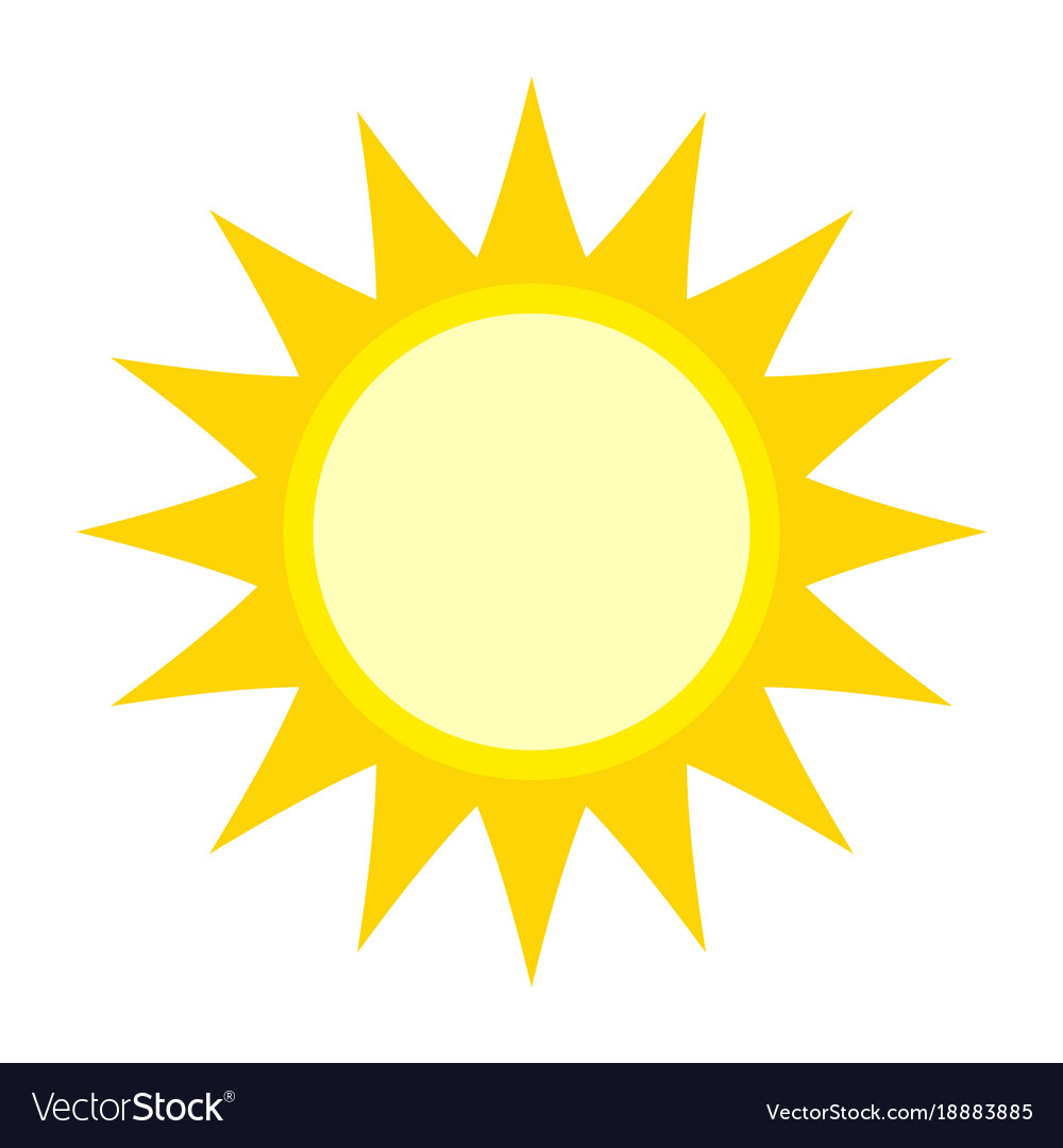 Download Free png Simple graphic of the sun Royalty Free Vector ...