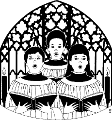 Download Free png Download Black Church Choir Kid Free Download Clipart PNG Free DLPNG com