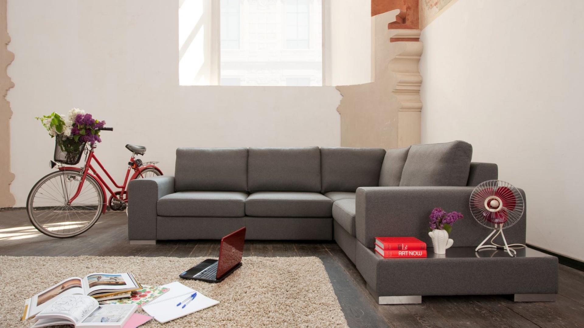 sofa narozna bizzarto fabric cleaner products trivio marki to w salonie modne aranżacje