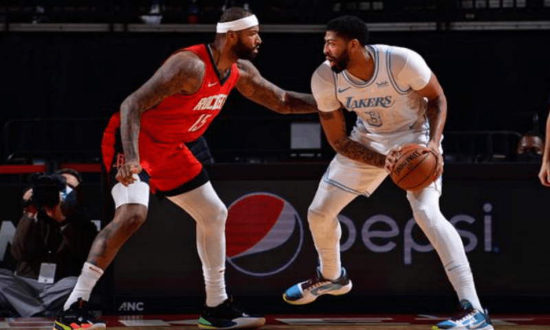 Film/AD live teaching Wood ravaged the penalty area with 70% hit 27+,  Lakers beat Rockets with 18 points | NBA - World Today News