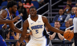AD kidnaps Lakers Magic 213cm pivot Mo Bamba wants to strengthen penalty area |  NBA